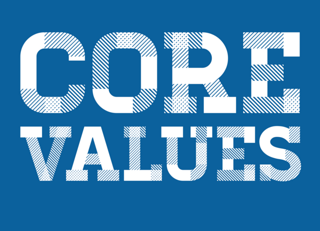 B & L Services Company Values