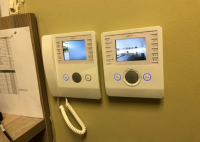 Intercom System Installations – College